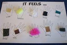 Sensual Activities for PreSchoolers