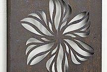 fali dekoráció