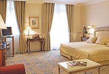 Our Apartments Paris / Just a short walk from the Eiffel Tower, the Champs-Élysées, and the Seine. Perfection and elegance.