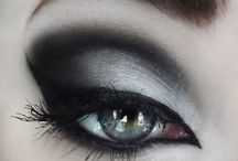Goth Makeup ideas tutorials