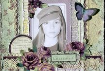 scrapbooking and cards / by Linda Easton