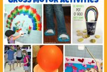 Toddler Crafts & Activities / by Cindy Paliracio