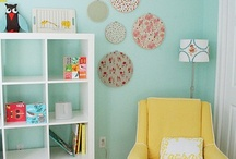 SOMEDAY nursery ideas / by Becky Watne