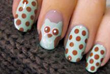 Emily's nails