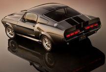 Awesome cars / by Brett Barner