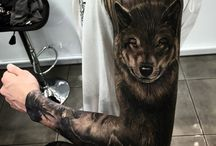 Art / Tattoos Paintings Drawings