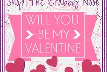 Valentine Gift Ideas at The Crabby Nook / Valentine's Day is for Lovers!  Find unique gifts at The Crabby Nook. / by The Crabby Nook