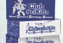 Kids Monthly STEM Box