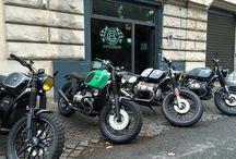 CAFÉ RACERS / BMW cafe racers