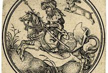Minchiate de Bologne XVI siècle