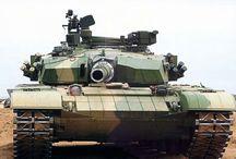 Top tanks nova era / Tanks de guerra atuais