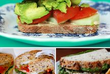 Recipes: Sandwiches + Salads