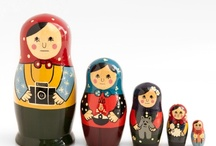 Matryoshka / by Mo Na