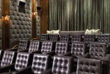 Home theatre cinemas