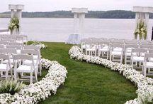 Wedding Aisle ideas / by Rondessa Robinson
