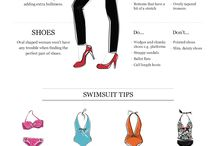 Shape Style: Oval / Often referred to as an Apple Shape. Your waist is fuller than your bust and hips.