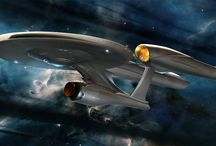 USS Enterprise (Redesign by Ryan Church)