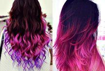 Make's @ Hair's / Maquiagem e cabelos nada normais muito legais.