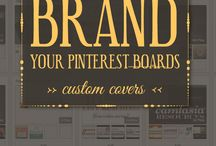 Brand Your Pinterest Board Covers