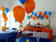 decoraçao com balões