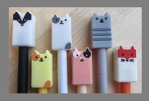 Cute animal items @ Etsy