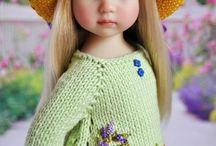 кукла дианы эффнер