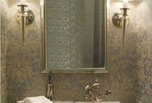MMI II Lloyd Lane Powder Room Inspiration