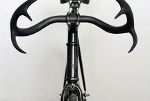 Support/design/déco vélo