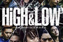 HiGH & LOW(雨宮兄弟♥)
