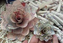 Paper Crafts / by Veronica Sawyer
