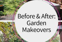 Garden make-over