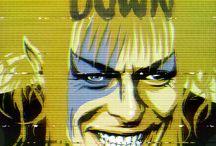 BOWIE Comics (Butcher Billy)