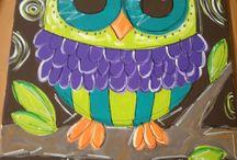 ArtEd: Birds