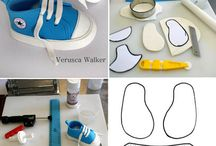 Fondant decorating ideas!
