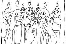 Pünkösd Szentlélek Pentecost