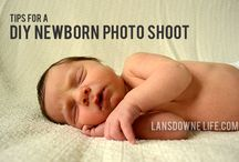 Tips for a DIY newborn photo shoot