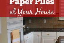 Attack the Stack:  Organizing Your Paperwork