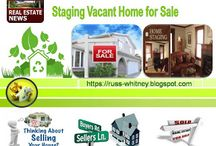 Staging Vacant Home for Sale