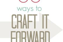 Pay It Forward & Gifts Ideas