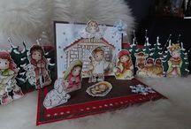 Mijn kerstkaarten