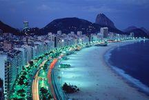 Viagem  ♥  Brasil / Quer conhecer locais incríveis no Brasil? Por aqui sugestões de praias, destinos, hotéis e maravilhas do nosso país!