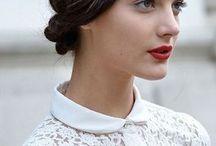 Gamine / Classical elegance.