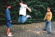 spiele#hüpfen#lachen