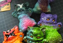 Designer Toys / by Evil Cat