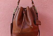 Bag: bucket bag