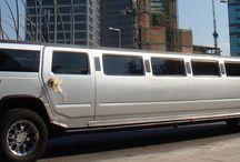 ¡Limousines espectaculares! / Ni mas ni menos. Limousines realmente impresionantes.