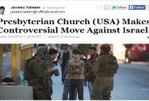 Boycott, Divestment & Sanctions (BDS)