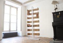 The Organised Living Room / Living Room Storage