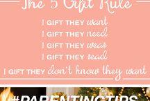 Parenting Tips, Hacks, & Ideas