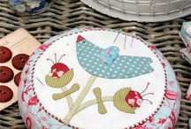 A stitch in time / Quilts, Emboidery, Needles, thread, sewing....